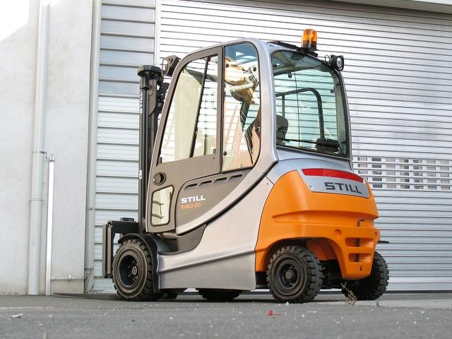Viličar STILL RX60-35