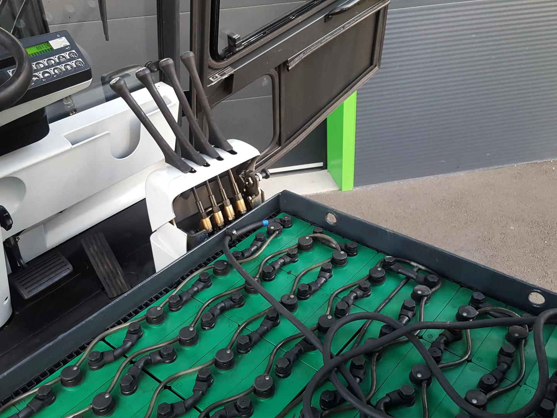 Viličar STILL R60-30i – Generalno obnovljen z odlično baterijo (95%)