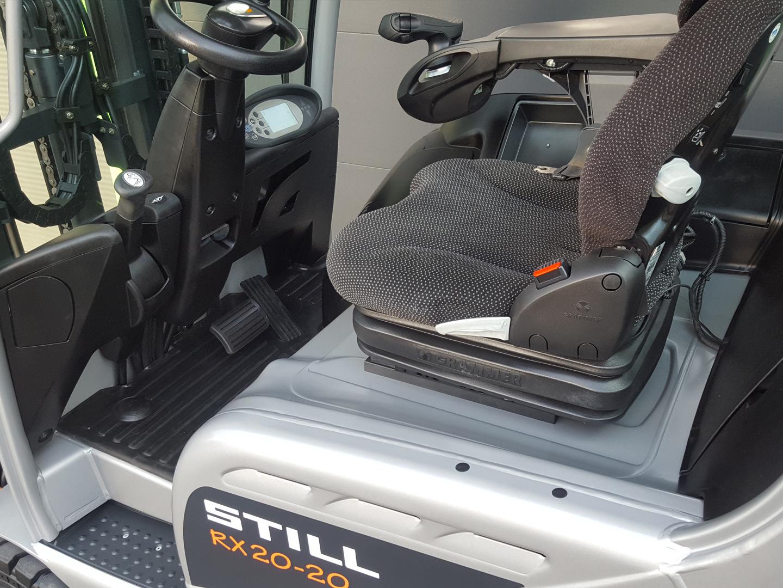 Viličar STILL RX20-20 – Generalno obnovljen z NOVO baterijo