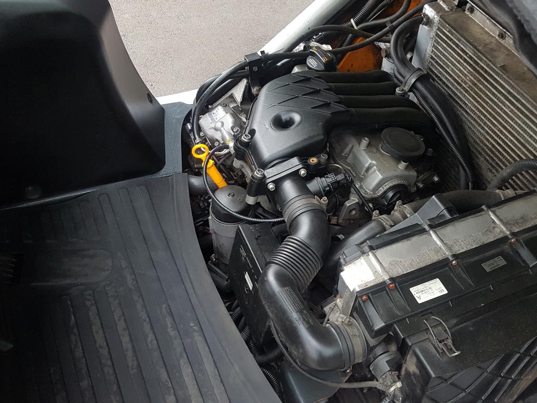 Viličar STILL RX70-20D – Obnovljen