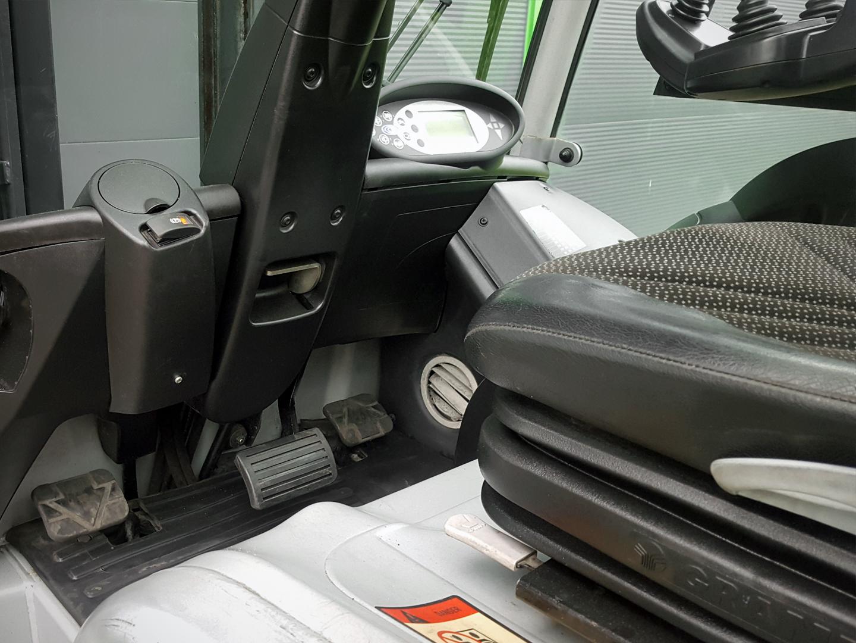 Viličar STILL RX60-35 – Obnovljen z odlično baterijo (95%)