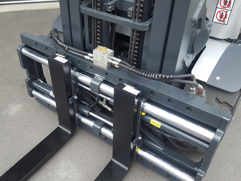 Viličar STILL RX60-50 – Generalno obnovljen z odlično baterijo (98%)