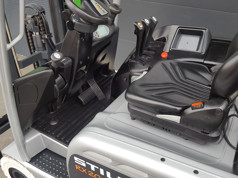 Viličar STILL RX20-16 – Generalno obnovljen z dobro baterijo (74%)