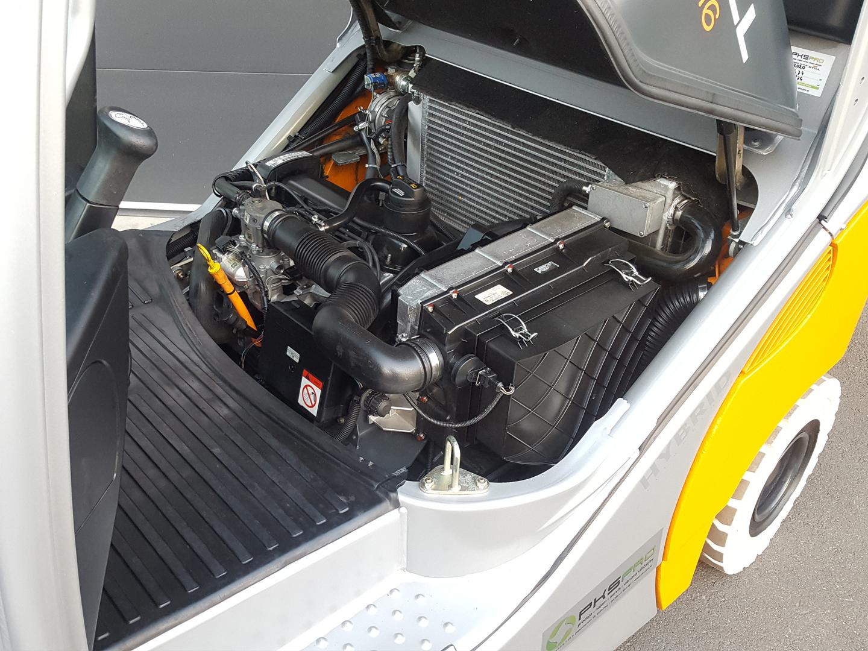 Viličar STILL RX70-16T – Generalno obnovljen z delno kabino