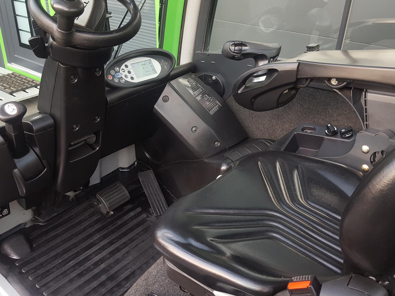 Viličar STILL RX70-30D – Generalno obnovljen s kabino