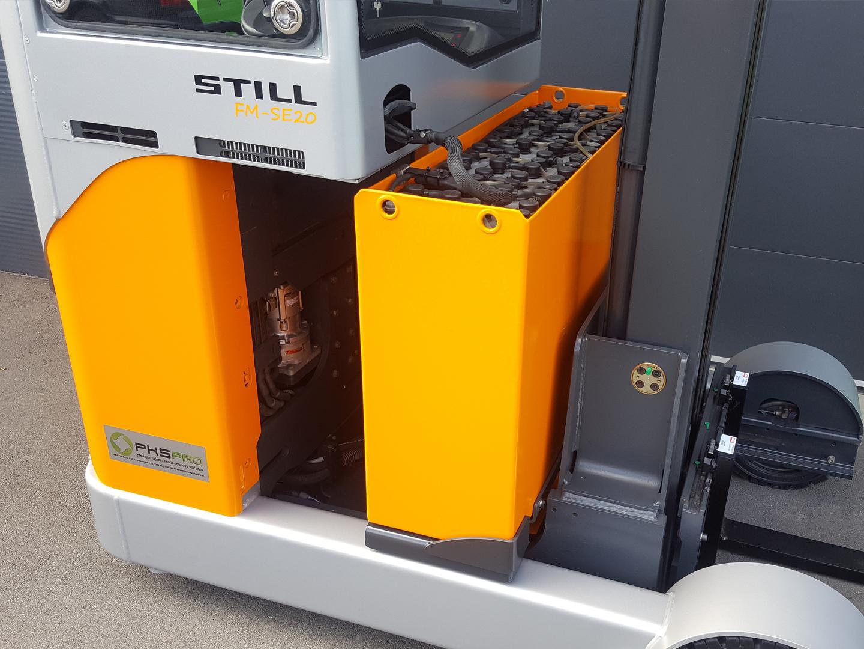 Viličar STILL FM-SE20 – Generalno obnovljen z odlično baterijo (90%)
