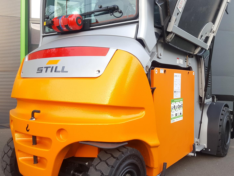Viličar STILL RX60-35 – Generalno obnovljen z odlično baterijo (95%)