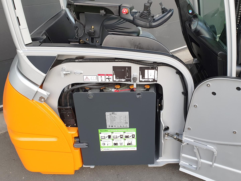 Viličar STILL RX20-20 – Generalno obnovljen z odlično baterijo (91%)
