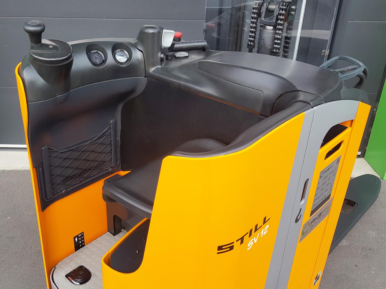Viličar STILL SV12 – Generalno obnovljen z dobro baterijo (76%)