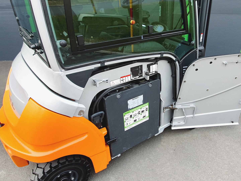 Viličar STILL RX20-20P – Generalno obnovljen z odlično baterijo (87%)