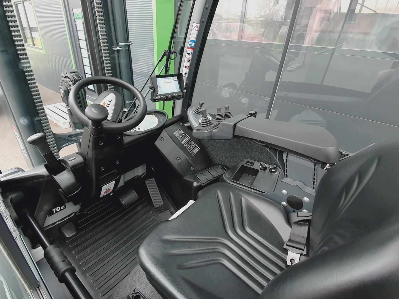 Viličar STILL RX70-35T – Nov viličar
