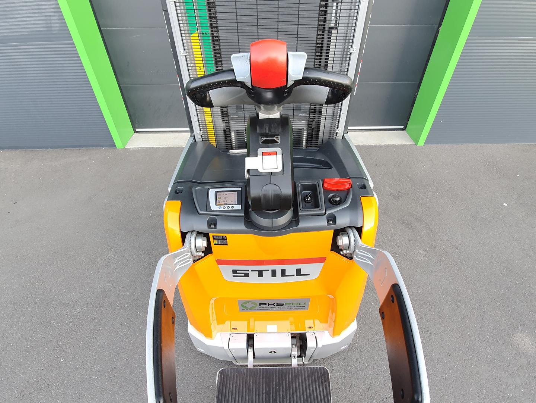 Viličar STILL EXV-SF20i – Generalno obnovljen z odlično baterijo (86%)