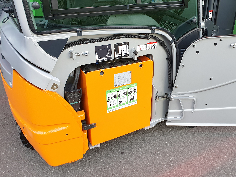 Viličar STILL RX20-16 – Generalno obnovljen z odlično baterijo (100%)